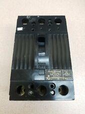 GE 200 AMP 3 POLE CIRCUIT BREAKER TQD32200 1 yr warranty