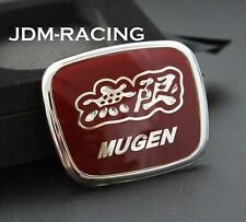 For Honda MUGEN Steering Wheel Red JDM Emblem CIVIC ACCORD HR-V FA5 FD2 FG1