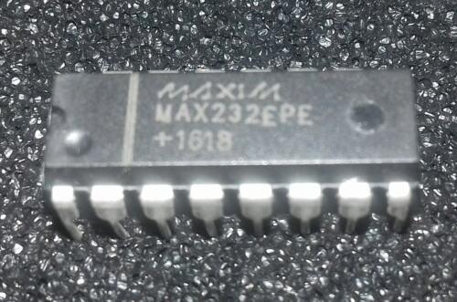 RS232 5V DIP16; -40 ÷ +85°C full duplex 4pcs MAX232EPE Bus-Sender//Empfänger