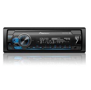 Details about PIONEER MVH-S310BT BLUETOOTH IN-DASH AM/FM DIGITAL MEDIA CAR  STEREO RECEIVER