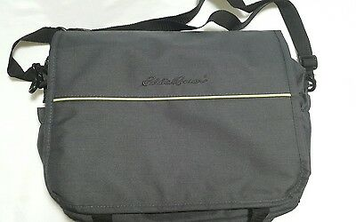 Ed Bauer Shoulder Crossbody Lunch Bag Insulated Cold And Hot Compartments