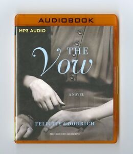 The-Vow-byFelicity-Goodrich-MP3CD-Audiobook