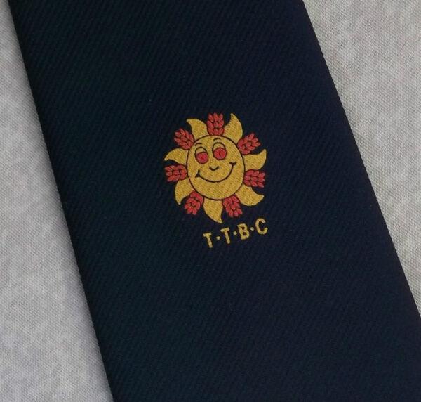 Consciente De Sí Mismo Vintage Tie Mens Corbata Crestado Club Asociación Sociedad Sunshine Ttbc-ver Conducir Un Comercio De Rugidos