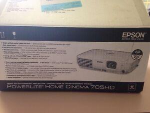 epson powerlite home cinema 705hd lcd projector h331a 10343874084 ebay rh ebay com