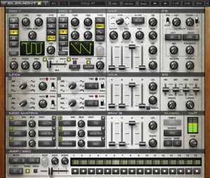 Waves-Element-2-Analog-Synth-Plugin-Genuine-License-Serial-Digital-Delivery