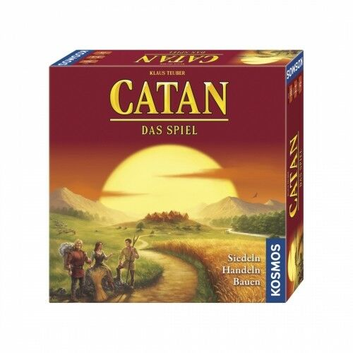 Catan - Catan - the Game - New