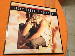 BILLY-OCEAN-PRESSURE-Orig-12-Single-1993-EU-press-4-mixes-RnB-NM