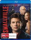 Smallville : Season 6 (Blu-ray, 2009, 3-Disc Set)