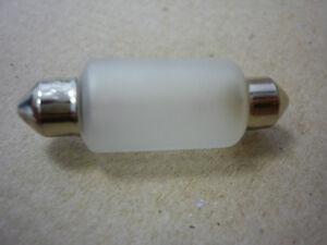 12V 15W MATT Leuchtmittel für fleXXXibile LUCEFER Soffitte Soffittenlampe