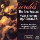 Four Seasons / Concerti Op 3 NOS 6 & 8 Audio CD