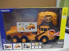 New Ray 1/32 SCALE A40D R/C VOLVO DUMP TRUCK   #88773