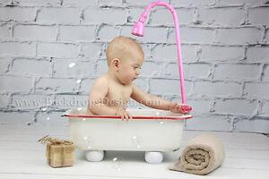 Newborn Prop Baby Girl S Bathtub Baby Photography Newborn