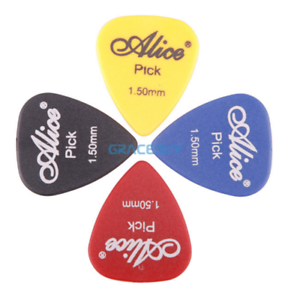 Guitar-Plectrums-Picks-Choose-finish-size-and-quantity