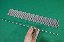55mm Dia Titanium 6al 4v Round Bar 218 X 20 Ti Gr5 Grade 5 Rod Stock 15pcs