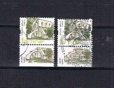 Ausdauernd Israel 2000 Freimarken 1561a Und C Beide Zahnungen Gebraucht Profitieren Sie Klein Briefmarken