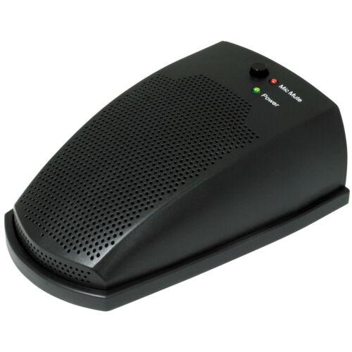 MXL Microphones AC-406 USB Desktop Communicator VoIP Microphone Speakerphone