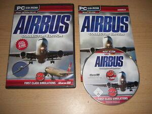 Airbus-Collector-Edition-PC-add-on-Flight-Simulator-SIM-2004-amp-X-FS2004-FSX