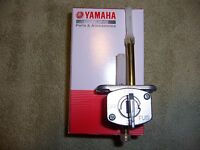 Genuine Yamaha Petcock Fuel Gas Valve At1 Ct1 Dt1 Xt Rt1 125 175 250 360