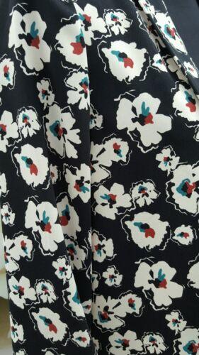 MISS SELFRIDGES PANSY FLORAL PRINT ORIENTAL  JACKET KIMONO DUSTER RETAIL £ 55.00