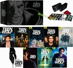 Teen Wolf: The Complete Series Season 1-6 (DVD Box Set, 2017, 27-Disc) US Seller