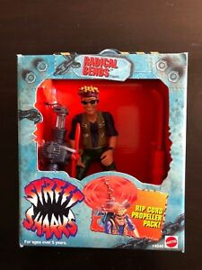 Street Sharks Par Mattel -series 4 1995 - Radical Bends Misb