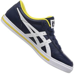 the latest 3b208 47790 Details about Asics Onitsuka Tiger Aaron D3C3Y-5801 Casual Shoes Trainers  Navy White 40/42,5