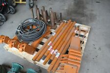 Pallet Of Parts Woods 3point Hitch Mower Flail Mower Rotary Cutter Shafts