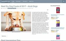 Pet Product Reviews Affiliate Domain and Website, Scuttlepaws.com