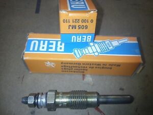 VM Diesel spare parts 6 pc Injector Nozzle, 6 pc Glow Plugs BERU, and Gaskets