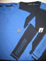 Nautica Men's Rash Guard Long Sleeve Swim Shirt Uv Protection With Tags