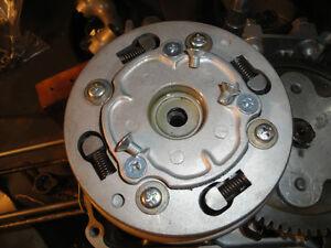 honda z50 ct70 sl70 cr125 ss50 clutch outer cover screws 4 93600 rh ebay com