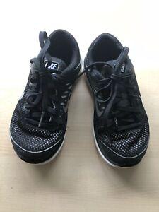 Boys-Nike-Tennis-Athletic-Sneakers-Black-Size-11C