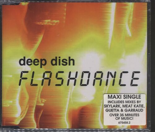 1 of 1 - Deep Dish - Flashdance CD single