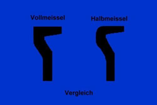 """Sicherheitstreibglied 3//8/"""" LoPro 1,1 mm 50E L 35cm 2 Stck Sägekette Halbmeißel"""