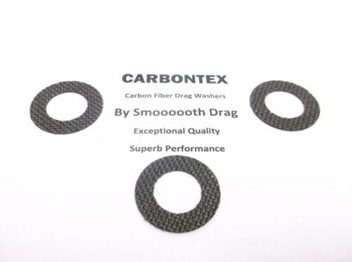 Saltist 4000 - DAIWA REEL PART 3 Smooth Drag Carbontex Drag Washers #SDD151