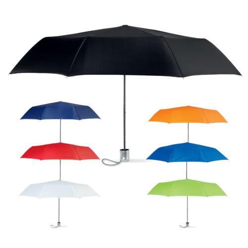 """Mini Pliable Compact Poche Parapluie 38/"""" Télescopique Sac À Main Mariage Light Brolly"""