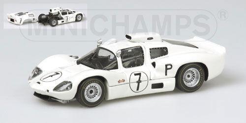 1/43 Chaparral 2D Nurburgring 1966 P. Hill/J. Bonnier scatola di presentazione