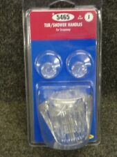 SHOWER HANDLE UNIVERSAL FIT W// ADAPTOR Brass Craft ACRYLIC TUB SH5710 Smokey