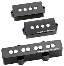 Seymour Duncan SPJB-3s Quarter-Pound PJ Bass Matched Neck/Bridge Pickup Set, NEW