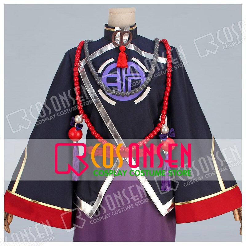 Tsukiuta THE ANIMATION AGF2016 Nagatsuki Yoru Procellarum Cosplay Costume
