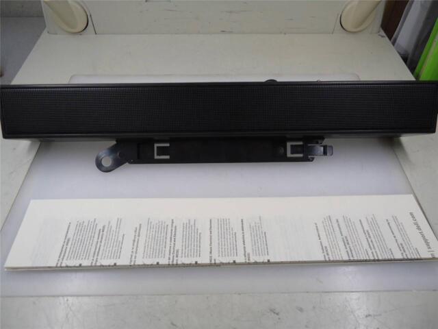 0C730C C730C AX510 10W SPEAKER SOUND BAR DELL MONITOR MOUNT