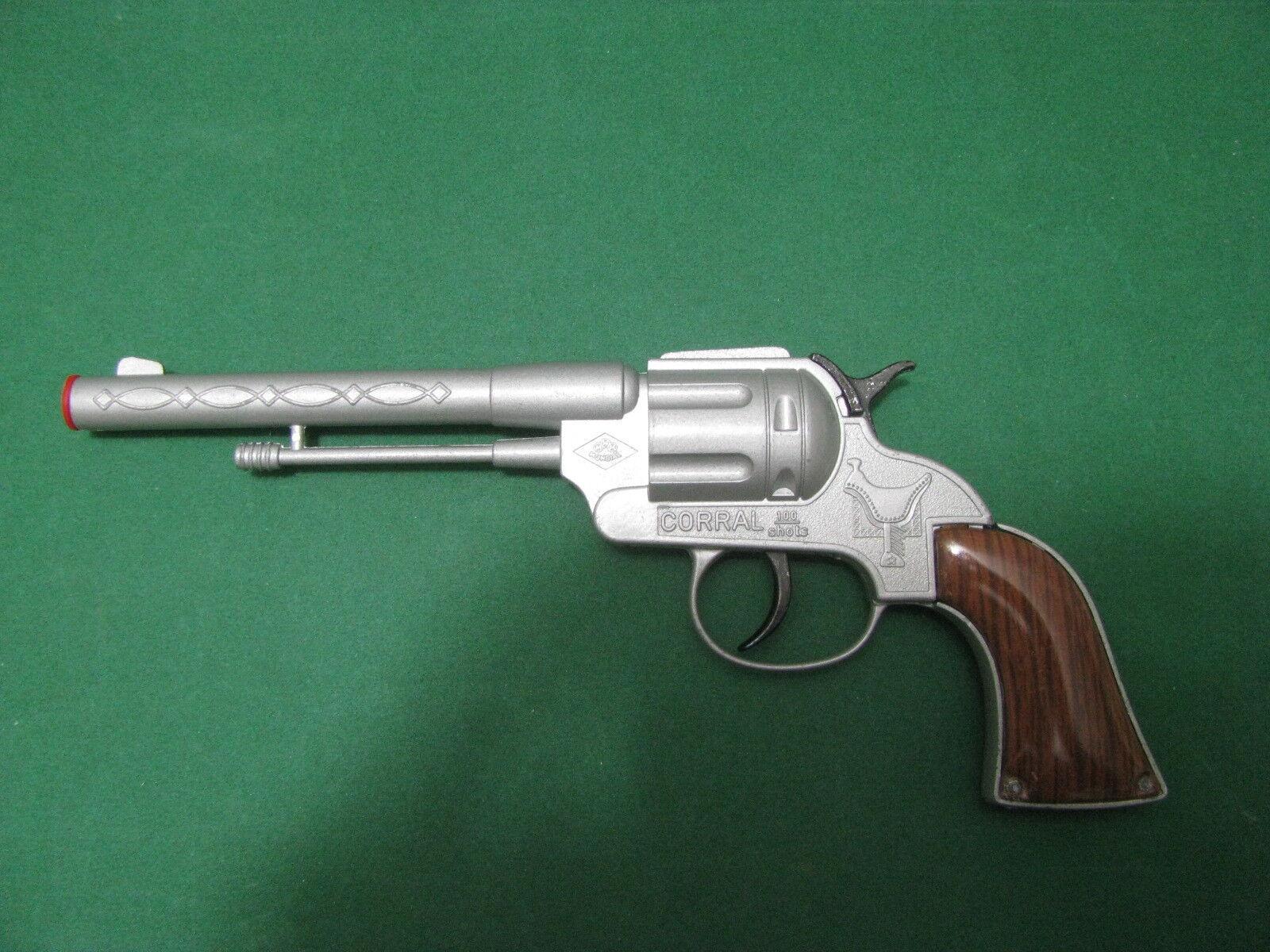 Pistola Revolver CORRAL  100 colpi a nastro - Mondial Modesto-Molgora -