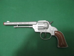 Pistola-Revolver-CORRAL-100-colpi-a-nastro-Mondial-Modesto-Molgora-Italy