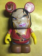"Disney 3"" Vinylmation, Villains Series 3 - Gaston, Beauty and the Beast"
