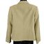 NWT-Pendleton-Tan-100-Wool-Button-Front-Blazer-Jacket-Women-039-s-Petite-Size-6P miniatuur 3