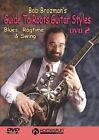 Bob Brozman Guide to Roots Guitar Styles Learn Play Blues Swing Music DVD 2