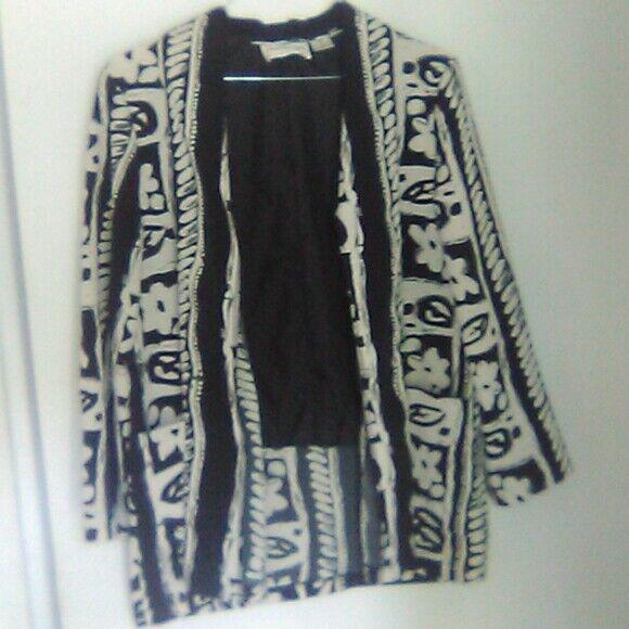 Entourage women's light blazer jacket shirt jacke… - image 9