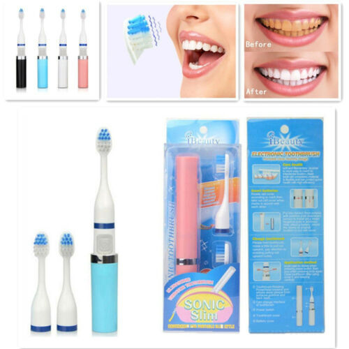 Portable Electric Toothbrush Oral Hygiene Electric Massage Teeth Care Clean Hot