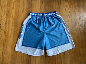 North-Carolina-Tar-Heels-Vintage-90-s-Nike-Basketball-Shorts-Mens-L-EUC-Rare