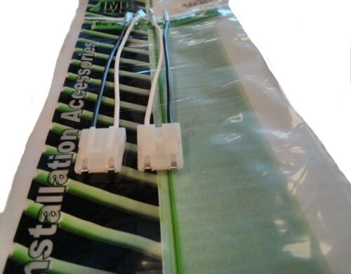 Car Radio Speaker Wire Harness Adapter Plug for GMC Metra 72-4500 PAIR